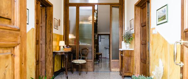 How to reach Villino Albachiara
